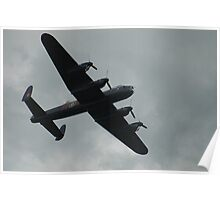 Military Aircraft Poster
