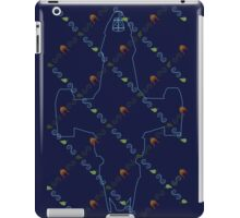 A Shiny Argyle iPad Case/Skin