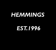 Luke Hemmings Est.1996 by danielamassaro