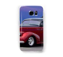 1939 Chevrolet 'Custom' Sedan Samsung Galaxy Case/Skin