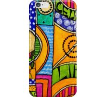 Living a VIBRANT Life iPhone Case/Skin