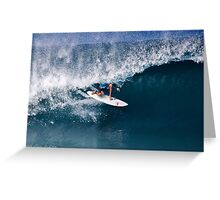 Kelly Slater 3 Greeting Card
