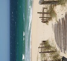 Zenith beach, Nelsons Bay, NSW, Australia by chapperskate