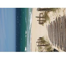 Zenith beach, Nelsons Bay, NSW, Australia Photographic Print
