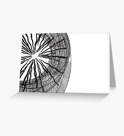 KL Sculpture Greeting Card