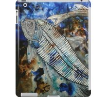Where Once Was a Mighty River, Now Lies Stone iPad Case/Skin