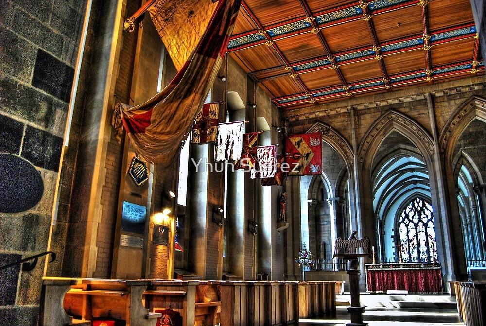 Sheffield Cathedral Alternate Altar 1 by Yhun Suarez