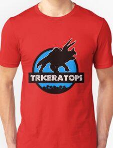 Jurassic World: Triceratops Unisex T-Shirt