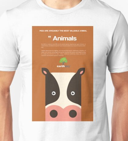 Save Cows Unisex T-Shirt