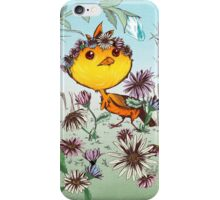 Ichabod's Daisies iPhone Case/Skin