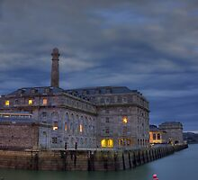 The Victualling Yard by phil hemsley