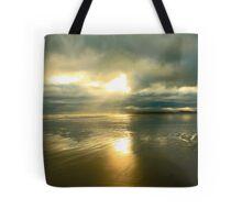 Radiant beach Tote Bag