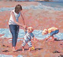 A Helping Hand by Tracey Pacitti