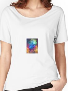 Funky Buddha Women's Relaxed Fit T-Shirt