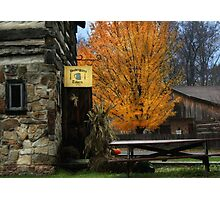 The Ole Pendergrass Tavern Photographic Print
