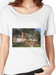 The Drum Inn, Cockington Village Women's Relaxed Fit T-Shirt