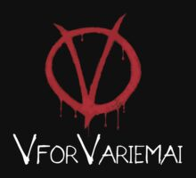 V for Variemai by eleni dreamel