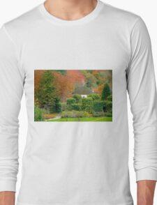 Autumn at Cockington Long Sleeve T-Shirt