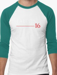 Fallon for President 16 Men's Baseball ¾ T-Shirt