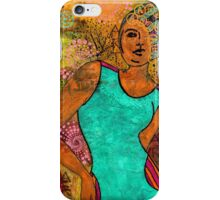 This Artist Speaks Truth iPhone Case/Skin