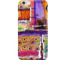 Cheery Thoughts - Warm Wishes iPhone Case/Skin