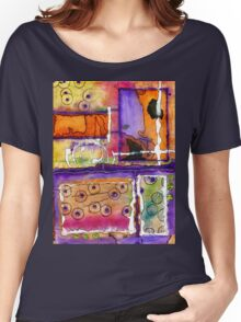 Cheery Thoughts - Warm Wishes Women's Relaxed Fit T-Shirt
