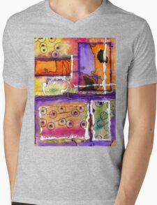 Cheery Thoughts - Warm Wishes Mens V-Neck T-Shirt