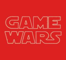 Game Wars Baby Tee
