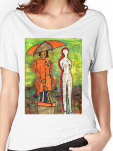 WE Can ENDURE All Kinds of Weather Women's Relaxed Fit T-Shirt