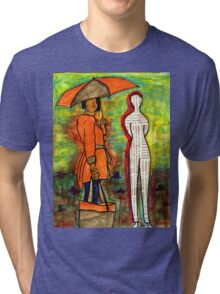 WE Can ENDURE All Kinds of Weather Tri-blend T-Shirt