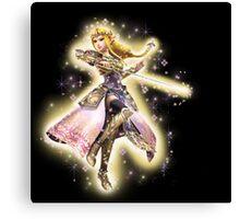 Princess Zelda ~ Razzle Dazzle Canvas Print