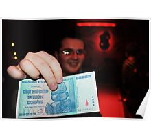 the money shot Poster