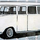 vintage camper by ChristineBetts