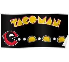 TACO-MAN Poster