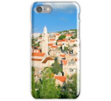 Croatia Chapel iPhone Case/Skin