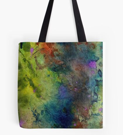 A Friend I Know Lives Here Tote Bag