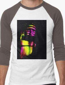 Warm Your Bones  Men's Baseball ¾ T-Shirt