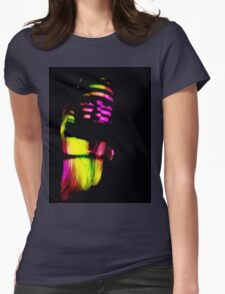 Warm Your Bones  Womens Fitted T-Shirt