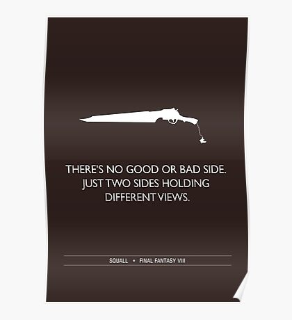 Different Views Poster