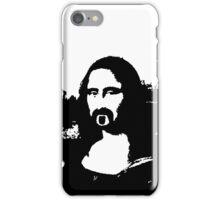 Frank Zappa Mona Lisa iPhone Case/Skin