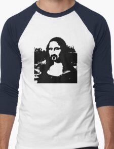 Frank Zappa Mona Lisa Men's Baseball ¾ T-Shirt