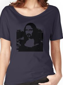 Frank Zappa Mona Lisa Women's Relaxed Fit T-Shirt