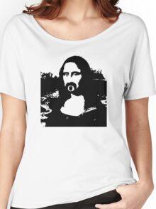 Frank Zappa Mona Lisa Women's Relaxed Fit T-Shirt