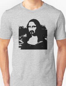 Frank Zappa Mona Lisa Unisex T-Shirt