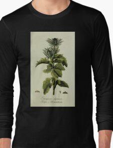 Plantarum Indigenarum et Exoticarum - Lukas Hochenleitter und Kompagnie 1788 - 206 Long Sleeve T-Shirt