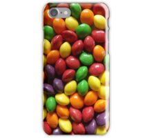 Colourful sweets iPhone Case/Skin