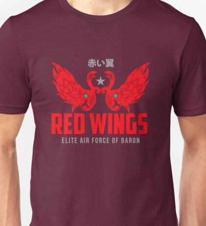 Baron Red Unisex T-Shirt