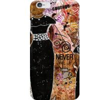 Standing Steadfast in LOVE and Kindness iPhone Case/Skin