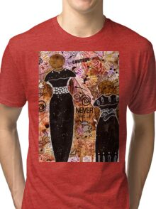Standing Steadfast in LOVE and Kindness Tri-blend T-Shirt