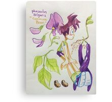 boys as plants (1) Canvas Print